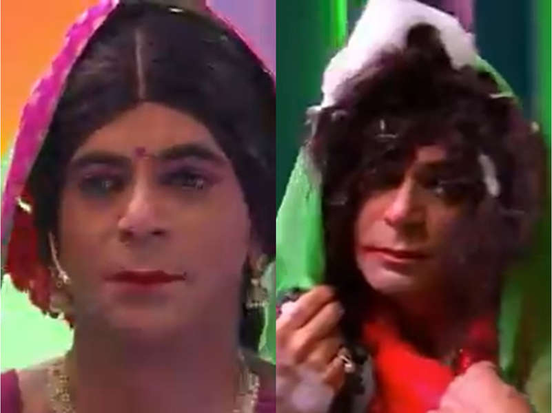 Sunil Grover comes up with a new recreation from Saath Nibhana Saathiya