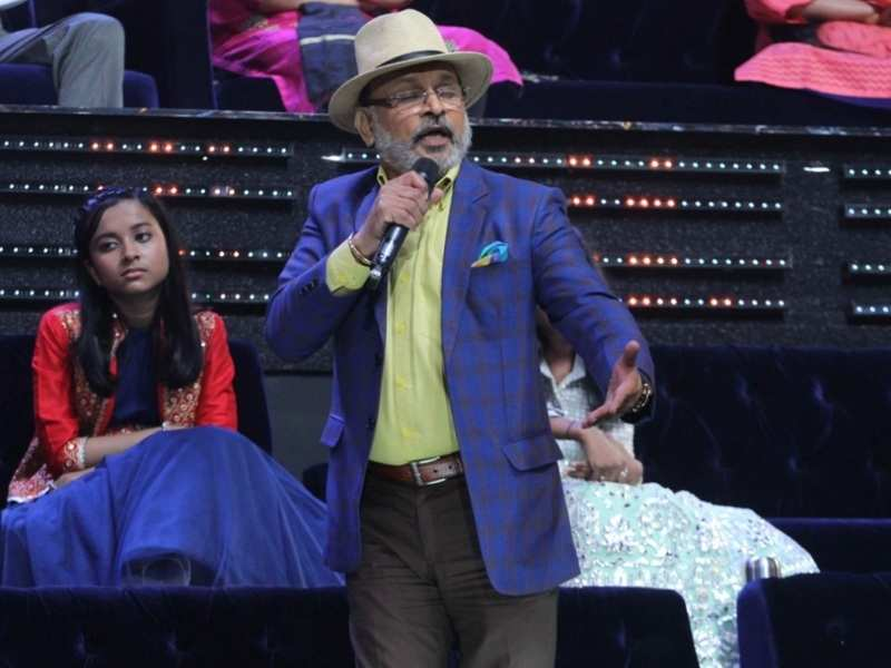 Annu Kapoor leaves the Sa Re Ga Ma Pa Li'l Champs judges and jury stunned with interesting secrets of Mohammed Rafi