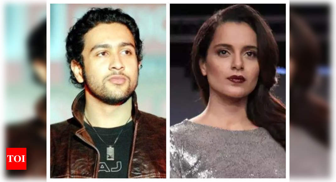 Adhyayan doesn't want to talk about Kangana