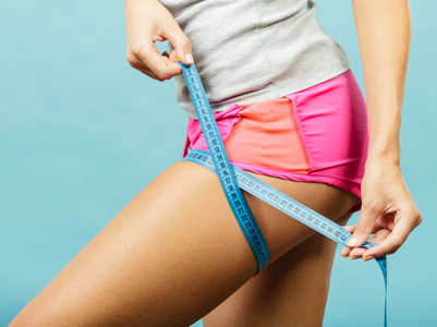Having thick thighs is good for you: Study
