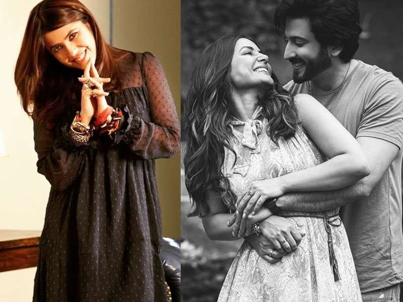 Ekta Kapoor promotes Hina Khan's new song