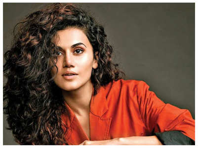 Taapsee on nepotism: Nobody has a solution