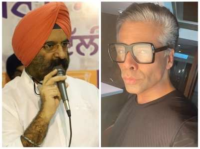 Manjinder's complaint against KJo sent to NCB