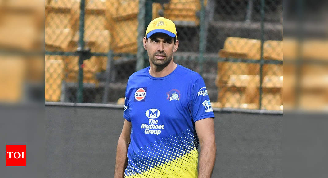 First IPL game full of anxiety and nerves, says CSK coach Stephen Fleming