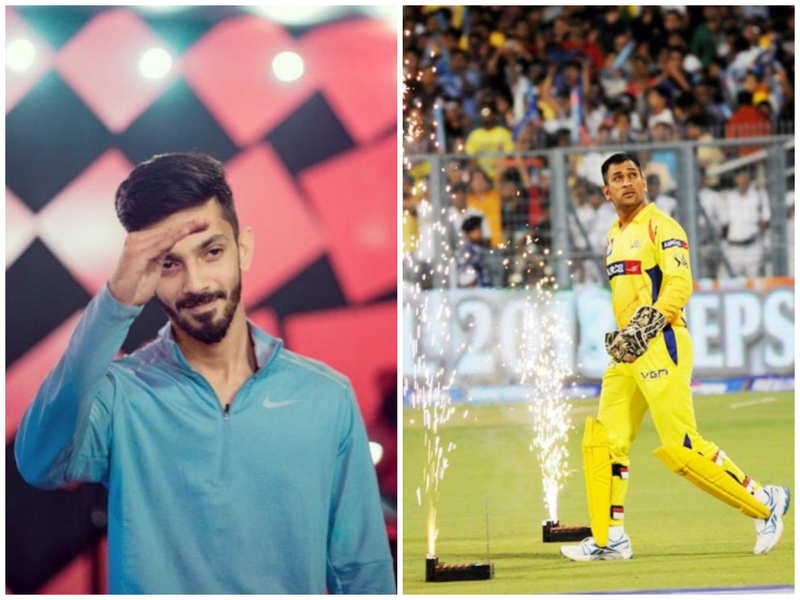 Anirudh opines Marana Mass song apt for Dhoni