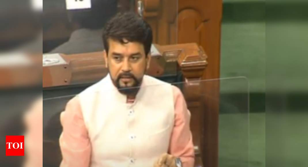 Thakur expresses anguish over his remarks in LS