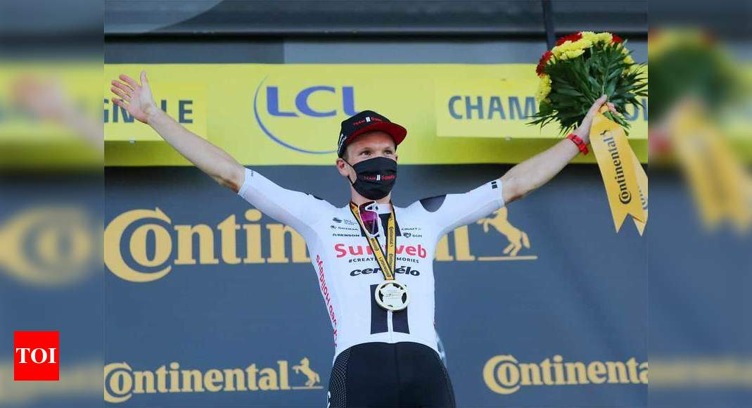 Kragh Andersen does it again to win Tour 19th stage