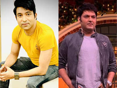 Kapil's reaction on Chandan's comeback