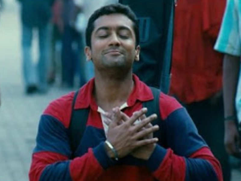 Suriya reacts to High Court's rejection of proceedings against him