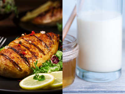 Should people with high cholesterol avoid non-vegetarian and dairy food?
