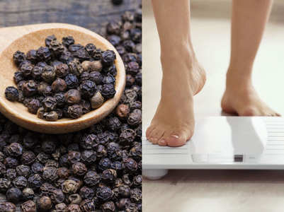 Black pepper tea: Here is how you can make this tea that can help you lose weight