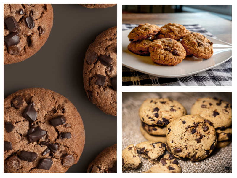 Easy 5-minute cookie recipes