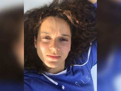 Kangana shares a gorgeous sun-kissed selfie