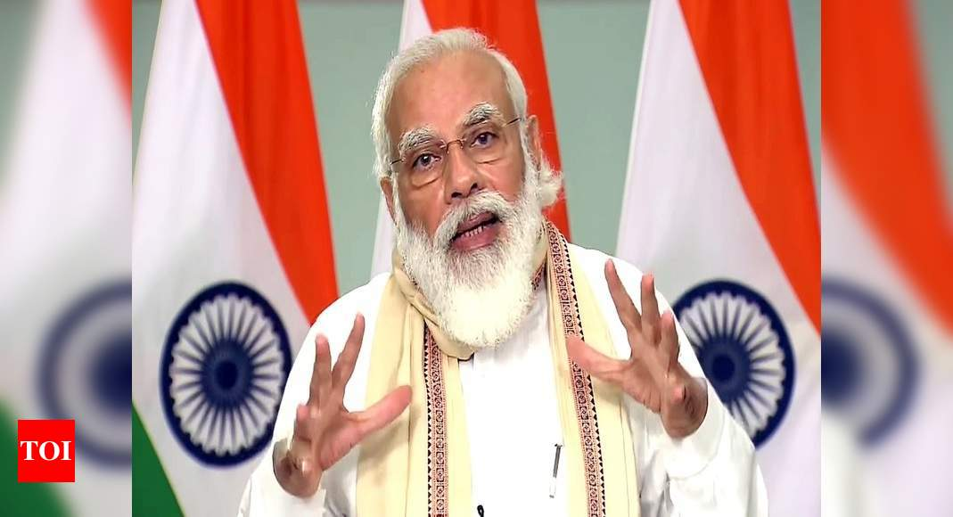 PM goes on offensive against oppn, calls agri bills 'pro-farmer'