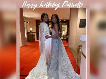 Priyanka wishes sis-in-law on her b' day