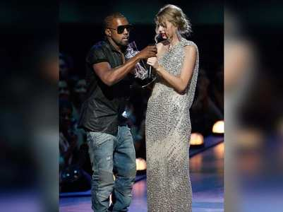 Kanye to help Taylor to get back her masters
