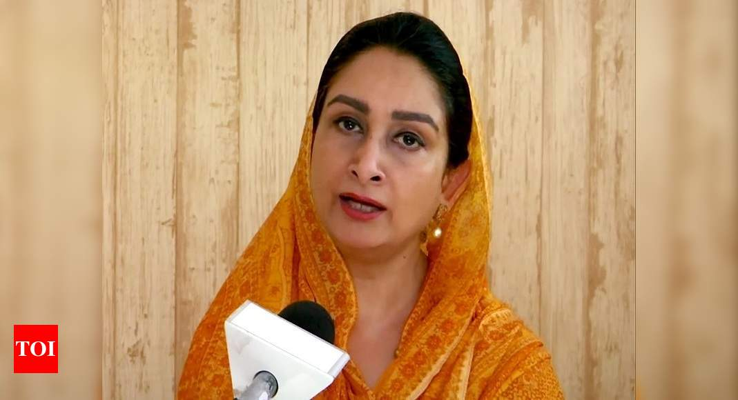 How can I support govt at the cost of people, asks Harsimrat