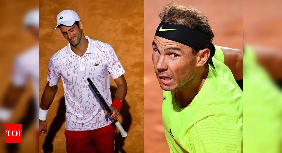 Nadal, Djokovic enter QFs as Italian Open prepares for fans