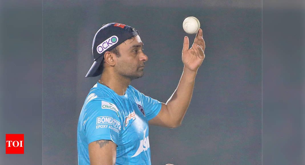 Amit Mishra banking on variations to do the trick for Delhi Capitals