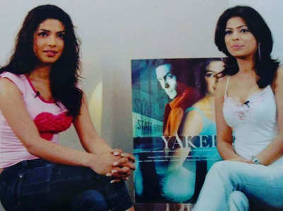 Sweta on comparison with Priyanka Chopra