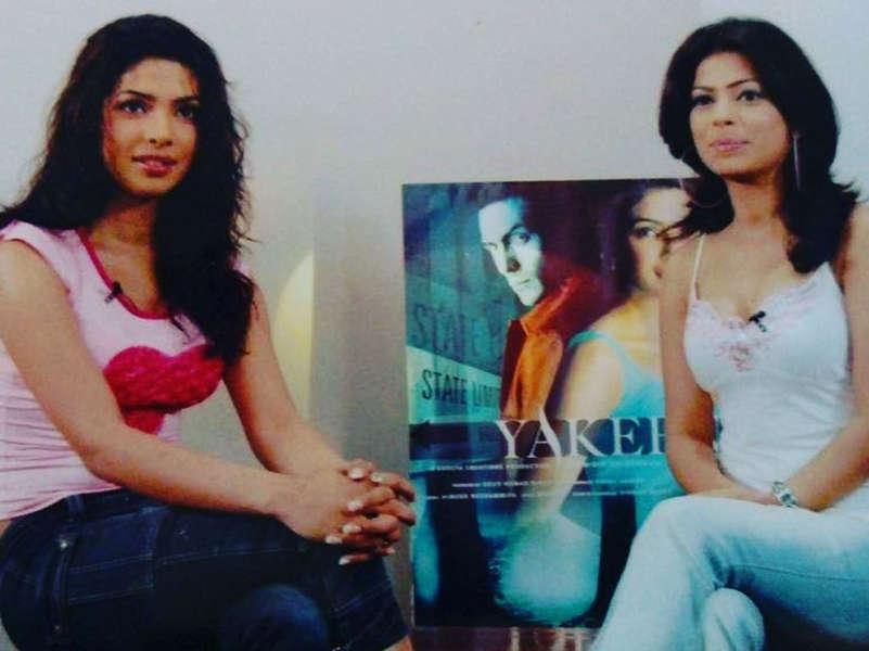 Sweta Keswani doesn't want to be compared with Priyanka Chopra