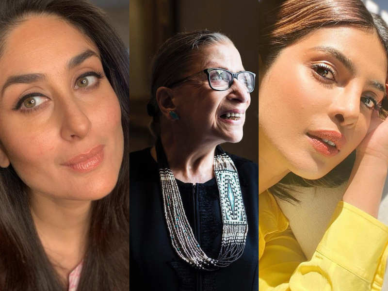 Bollywood Celebs remember U.S Supreme Court Justice Ruth Bader Ginsburg on her demise