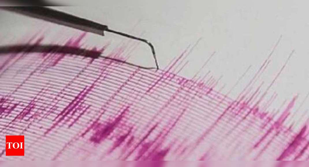 Scientists use Indian Ocean earthquake data to tell how fast it is warming – Times of India