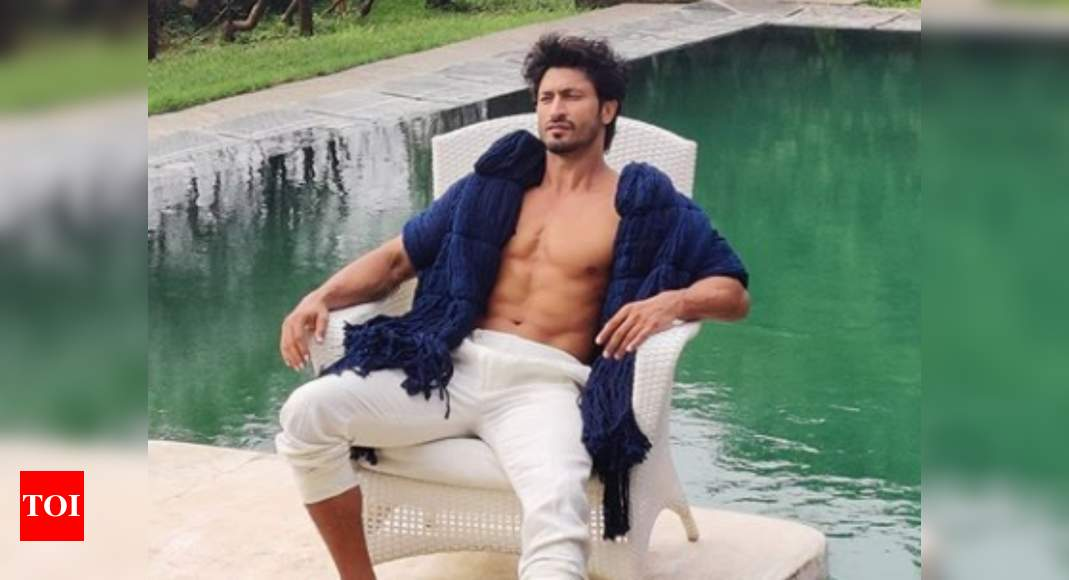 Vidyut: People should talk of kalaripayattu