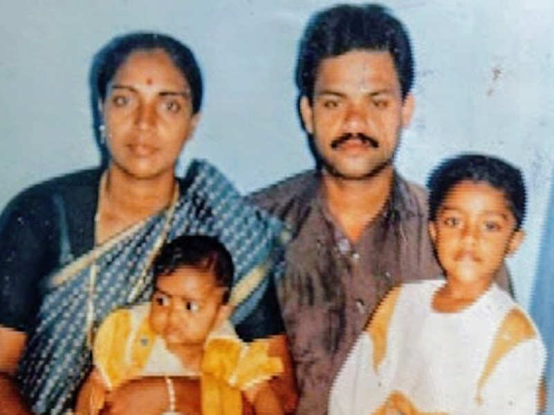 Amala Paul's emotional post on her father's birthday