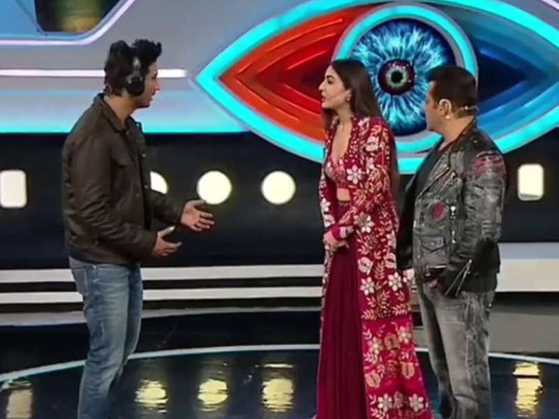 Sushant  and Sara's throwback video from Bigg Boss 12