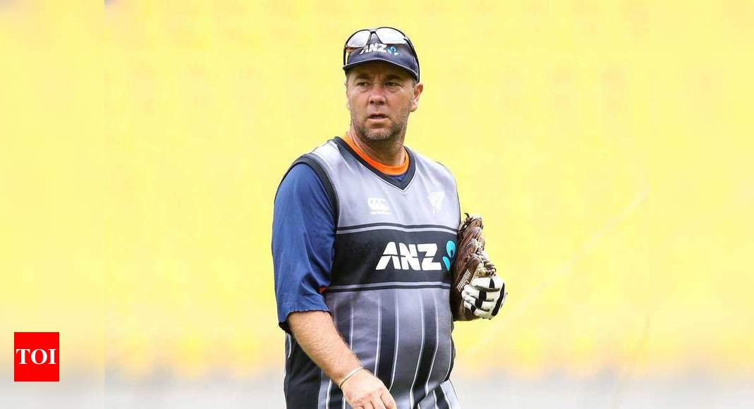 New Zealand's McMillan pulls out from Bangladesh coaching role