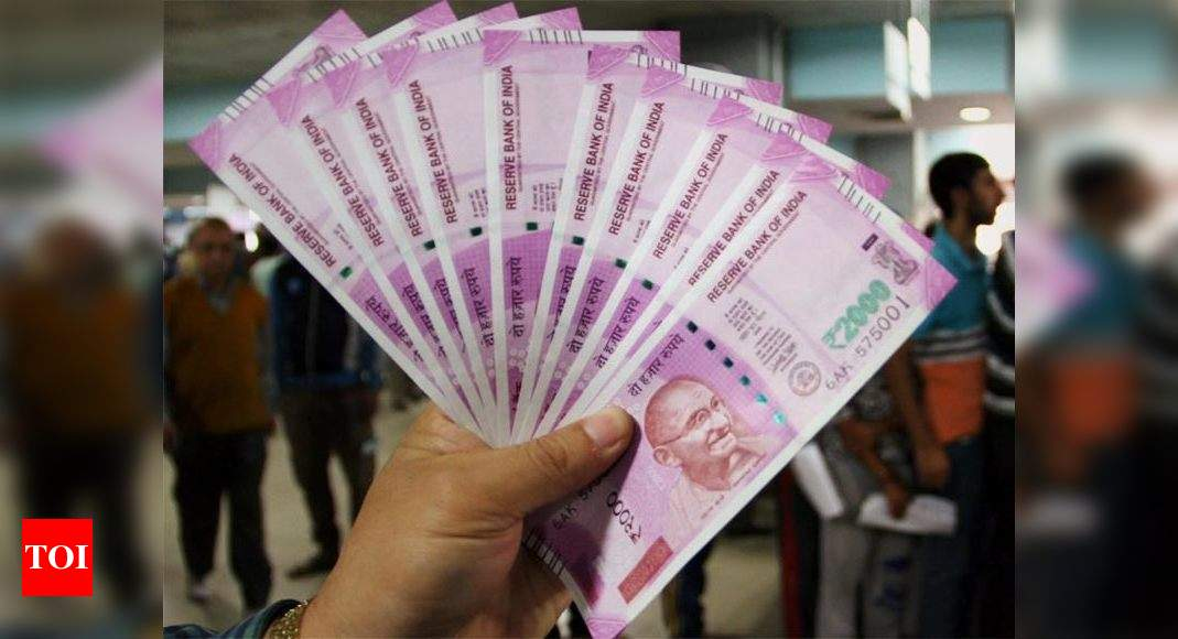 No decision to discontinue printing of Rs 2,000 notes: Finance ministry