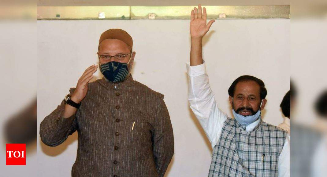 Bihar polls: Owaisi forms separate anti-BJP front
