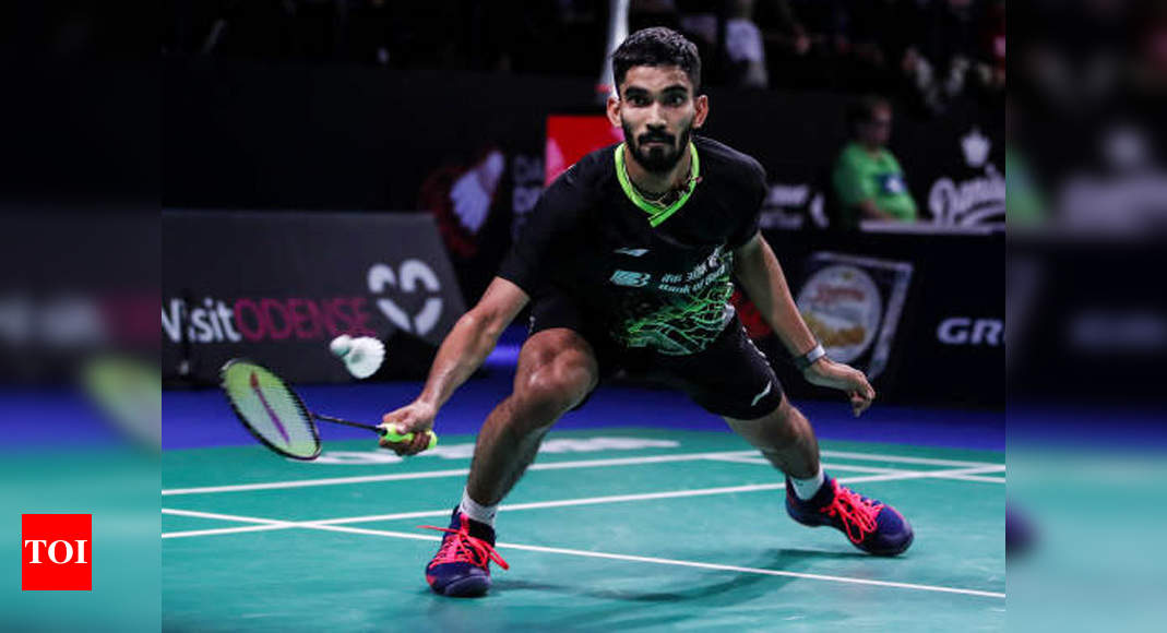 SAI approves request for Srikanth's coach to travel for Denmark Open
