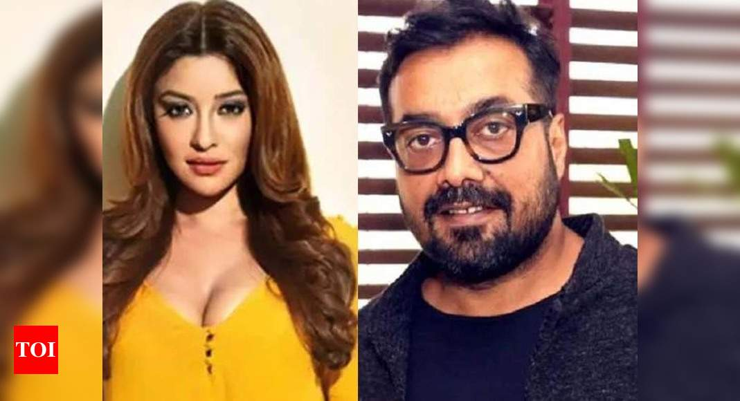 Payal Ghosh accuses Anurag of sexual assault