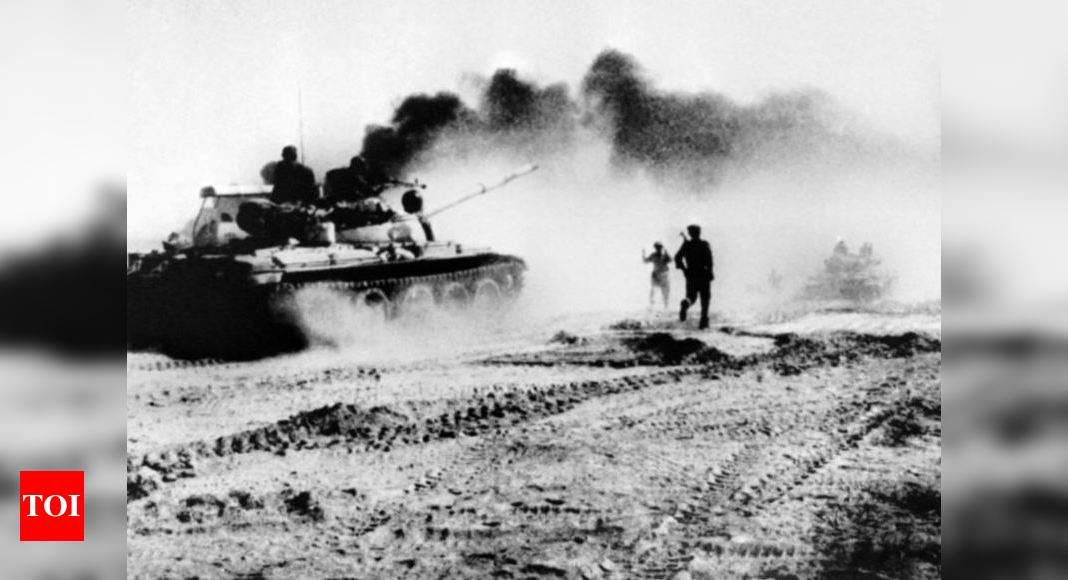 Forty years since the Iran-Iraq war began – Times of India