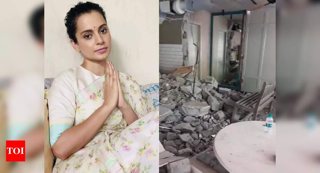 Kangana Ranaut defends her PoK statement