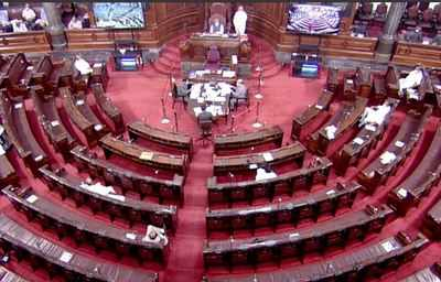 Heated debate on farm bills; Opposition members tear papers, heckle presiding officer
