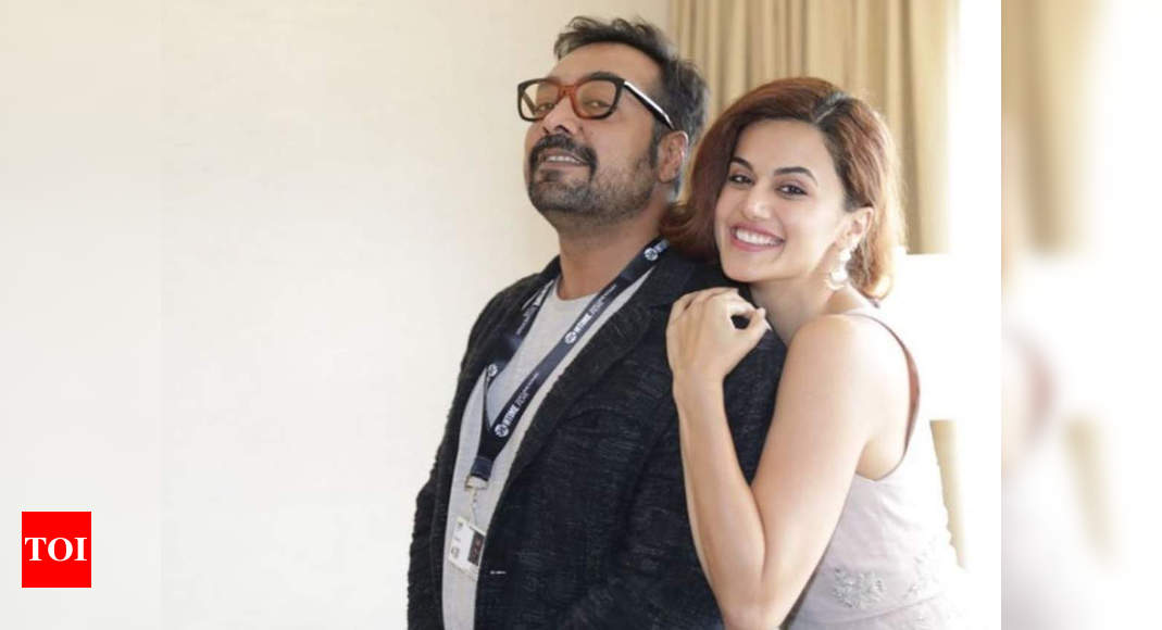 Taapsee stands in support of Anurag Kashyap