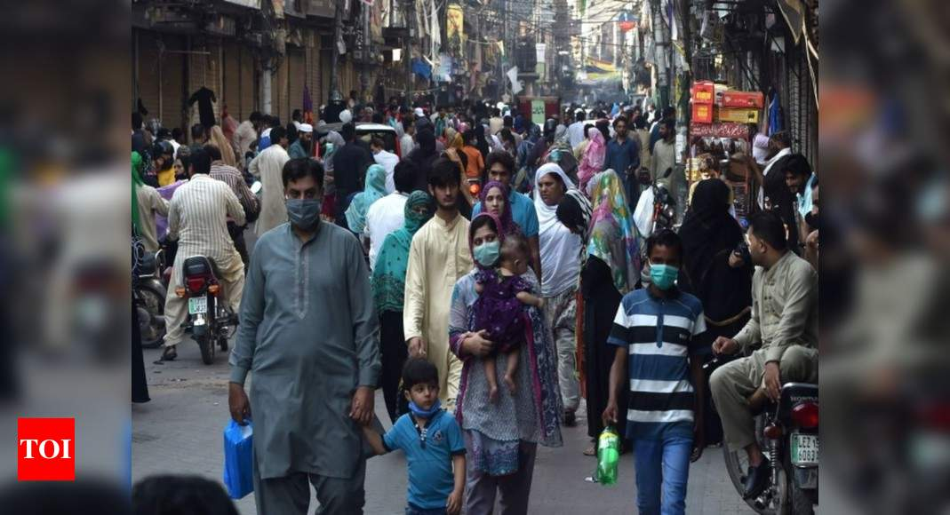 Pakistan reports 640 new Covid-19 cases