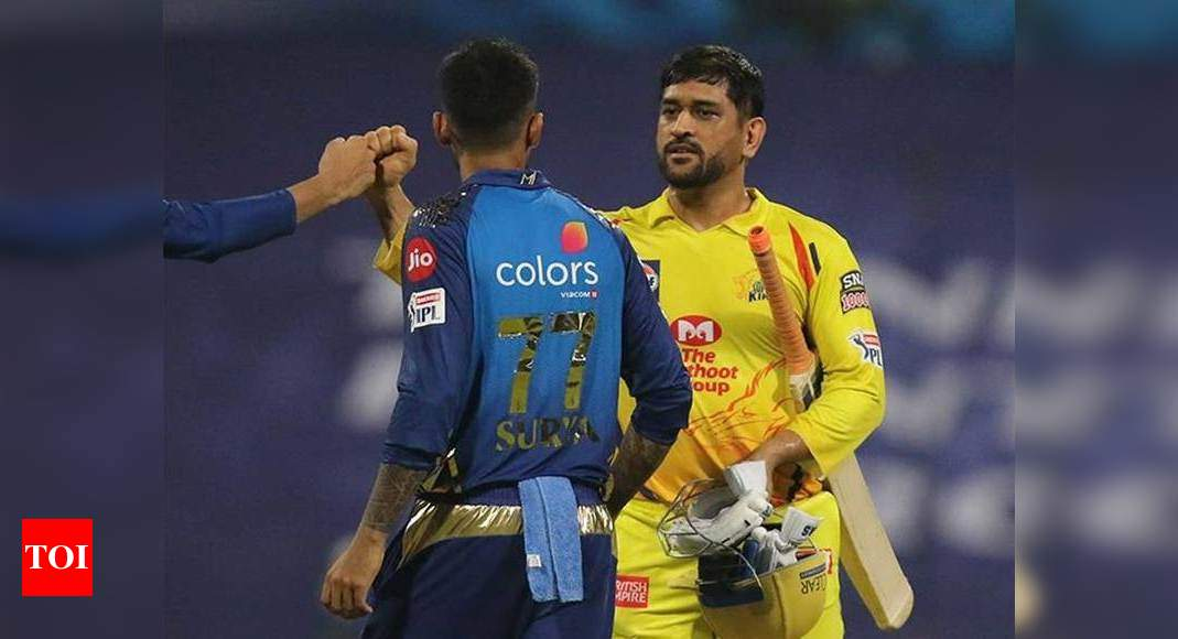 IPL 2020: Dhoni marks victorious return with 100th win as CSK skipper