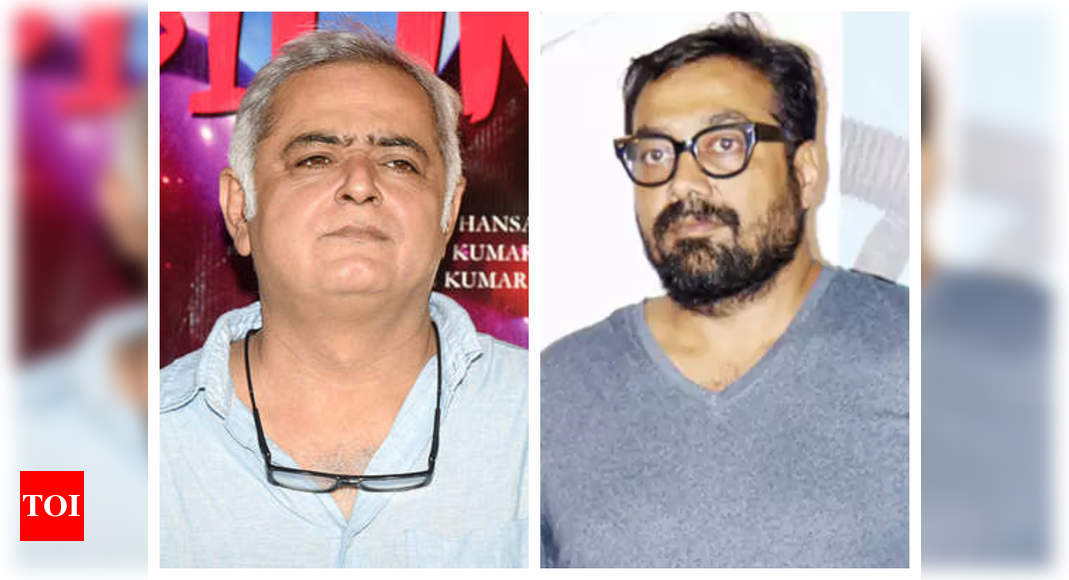 Hansal Mehta comes out in support of Kashyap