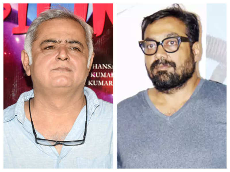 Hansal Mehta comes out in support of Anurag Kashyap after #MeToo allegations: He can be stupid but not sexual harasser