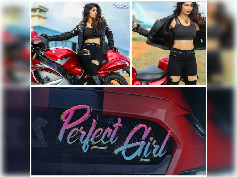 Aditi Prabhudeva: Perfect Girl is a project that I have never done before