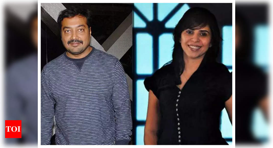 Anurag Kashyap's first wife supports him