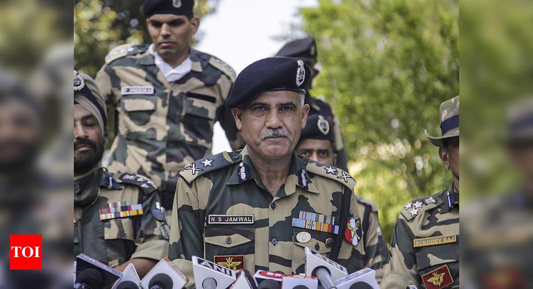'Terror infra intact in Pak; drones new challenge'