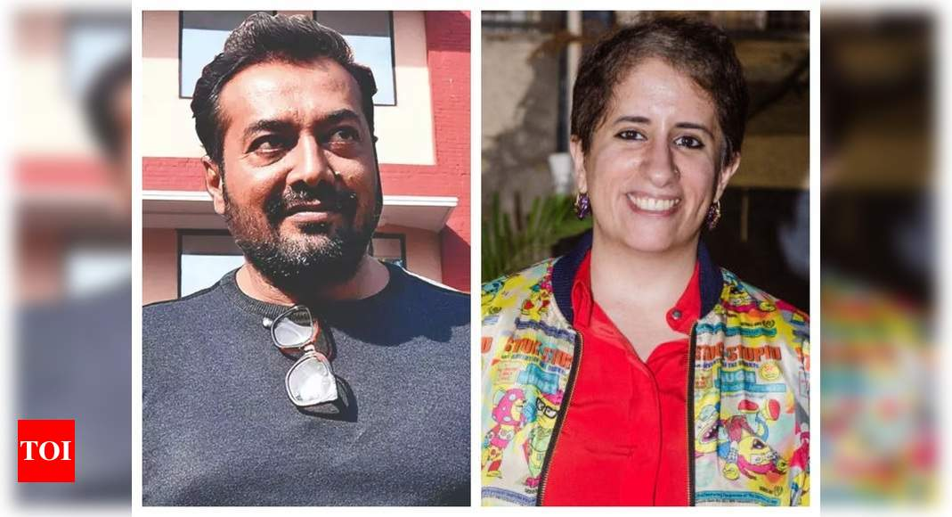 "Guneet Monga comes out in support of Anurag Kashyap, says ""Don't need Twitter to explain what he means to many of us"" – Times of India"