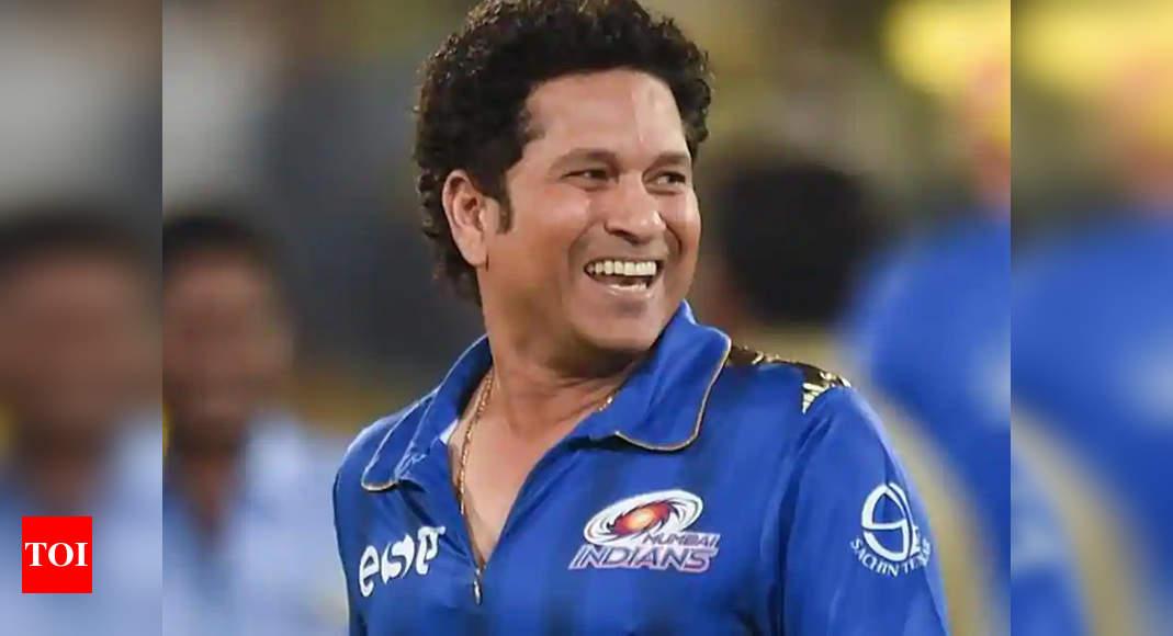 IPL 2020: Sachin Tendulkar backs Mumbai Indians to win title   Cricket News – Times of India