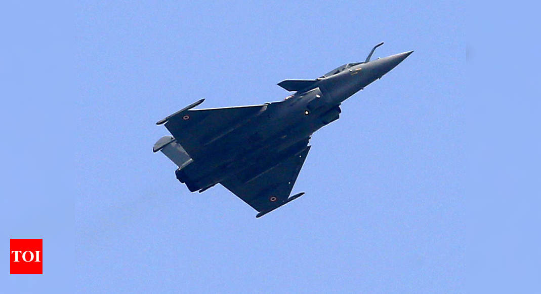 Rafale jets conduct 'familiarisation sorties' over Ladakh – Times of India