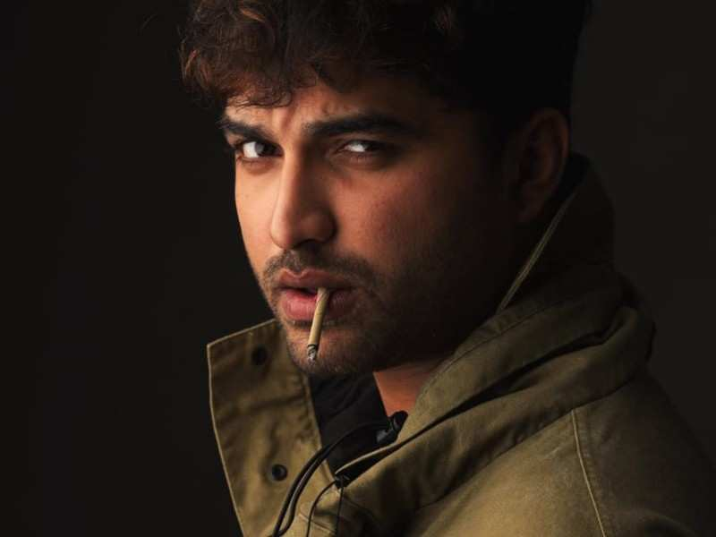 Vishwak Sen shares a glimpse of shooting in the new normal
